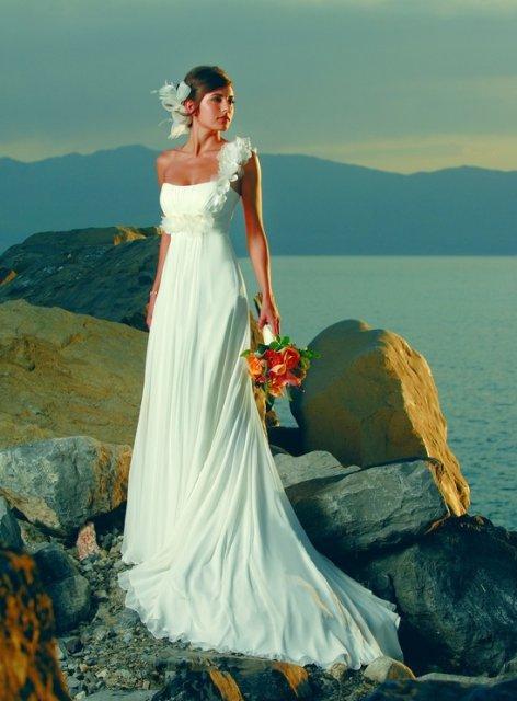 Советы по выбору стиля свадебного платья