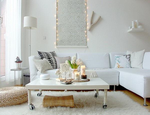 Советы по оформлению интерьера гостиной