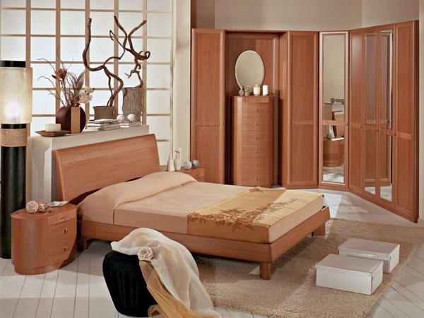 Советы при выборе мебели для спальни