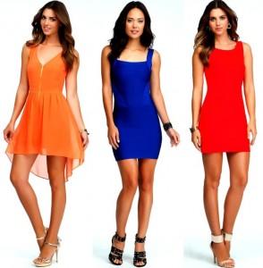 выбор повседневного платья