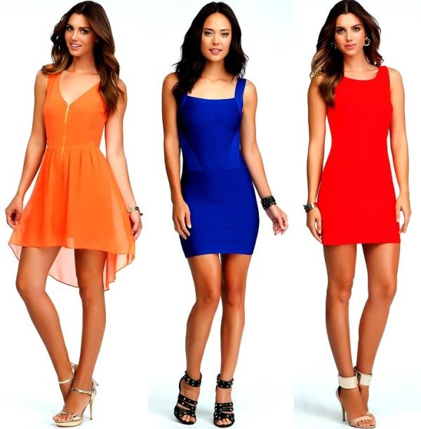 Советы по выбору повседневного платья