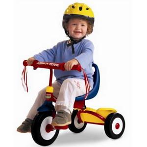 Как правильно выбрать детский трехколесный велосипед