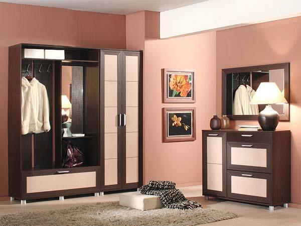 Советы по выбору мебели в прихожую