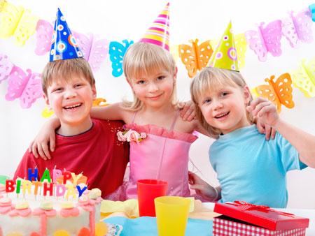 Как подготовить детский день рождения
