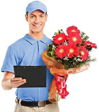 Как заказать доставку цветов любимой