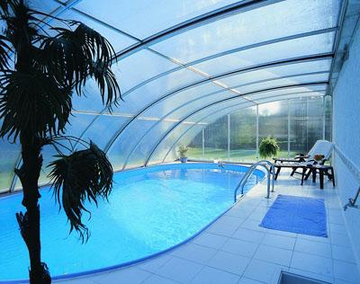 Как красиво отделать бассейн