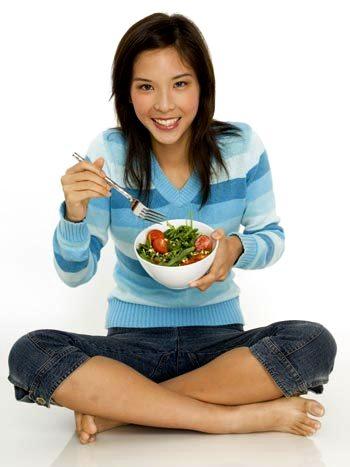 Правильная японская диета для похудения