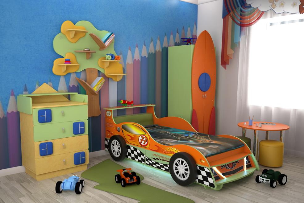 Советы по выбору детской мебели