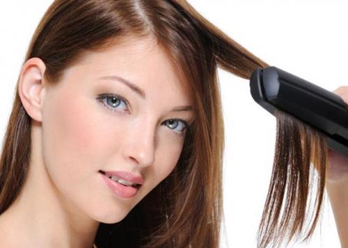 Советы по выпрямлению волос