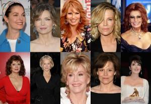 Советы по красоте для женщин старше пятидесяти лет