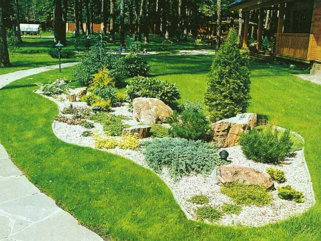 Советы по ландшафтному дизайну и обустройству участка