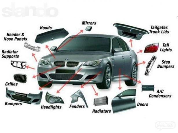 Советы по подбору запчастей для авто
