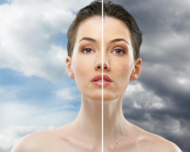 Советы по уходу за жирной и проблемной кожей лица