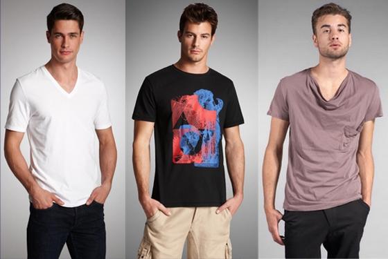 Что стоит учесть при выборе футболки