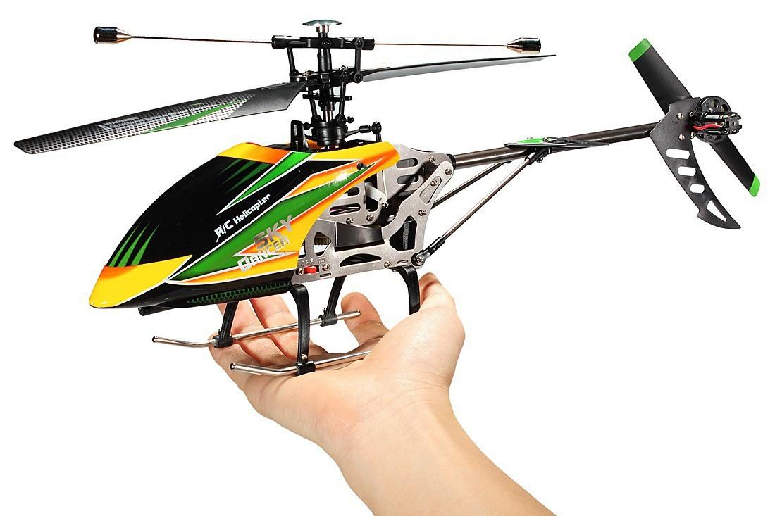 Советы по выбору машинок и вертолётов на радиоуправлении