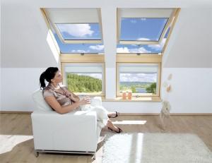 выбрать мансардные окна