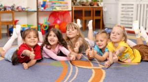 выбрать частный детский сад