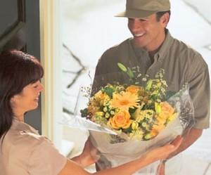 заказать доставку цветов любимой