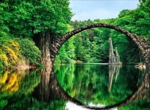 передать красоту природы