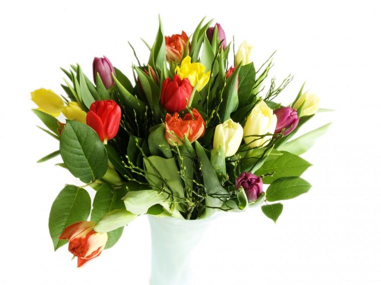Как продлить жизнь букета цветов