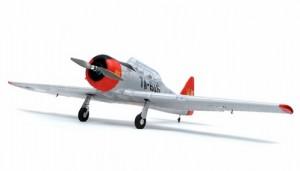 радиоуправляемая модель самолета