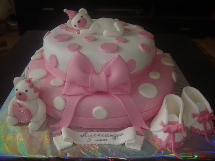 Рецепт торта из мастики