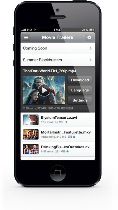 Как конвертировать видео-фильм для iphone