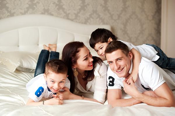 Семейная фотосессия в Чернигове