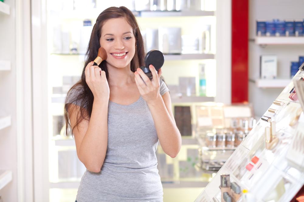 Как покупать косметику
