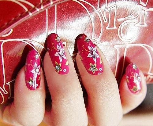Как сделать дизайн ногтей в домашних условиях