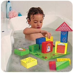 Советы по выбору игрушек для ванной