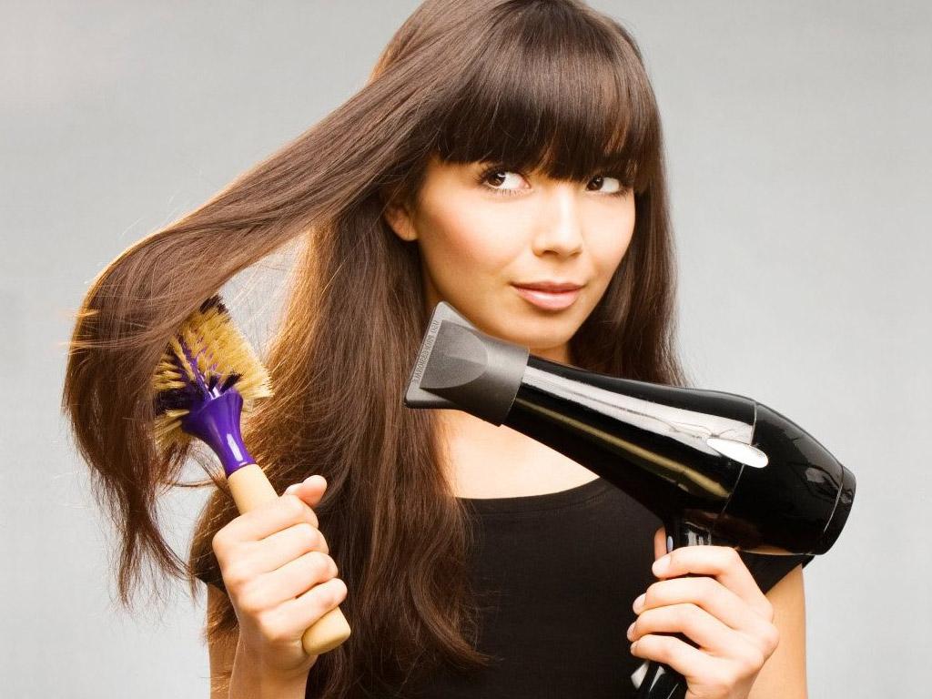 Советы по выпрямлению волос в домашних условиях