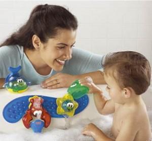 выбор игрушек для ванной