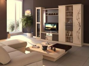 выбор мебели для гостиной