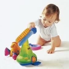 Какие игрушки нужны детям