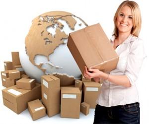организовать доставку товара из Китая