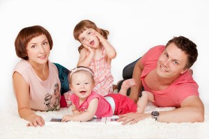 подготовиться к семейной фотосессии