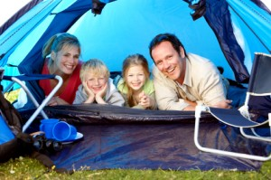 Как выбрать палатку для отдыха