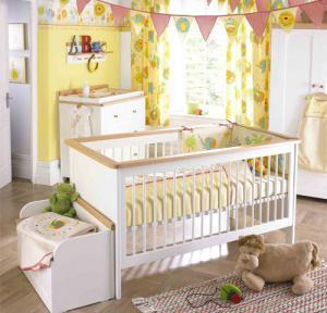 Как подготовить комнату для новорожденного малыша