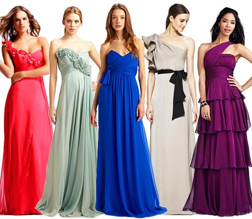 Как правильно выбрать вечернее платье