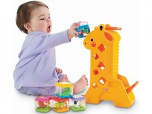 Советы по выбору игрушек для ребёнка