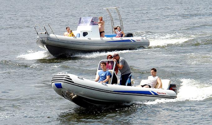Советы по выбору надувной моторной лодки