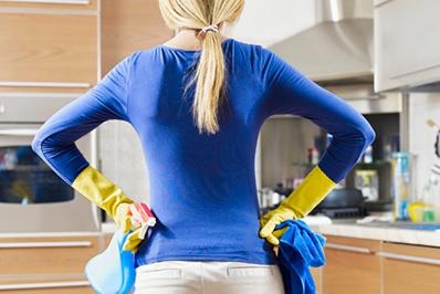 Как правильно делать уборку дома