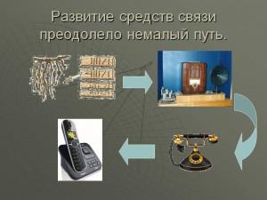 средства связи
