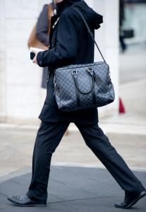 5 видов мужских сумок