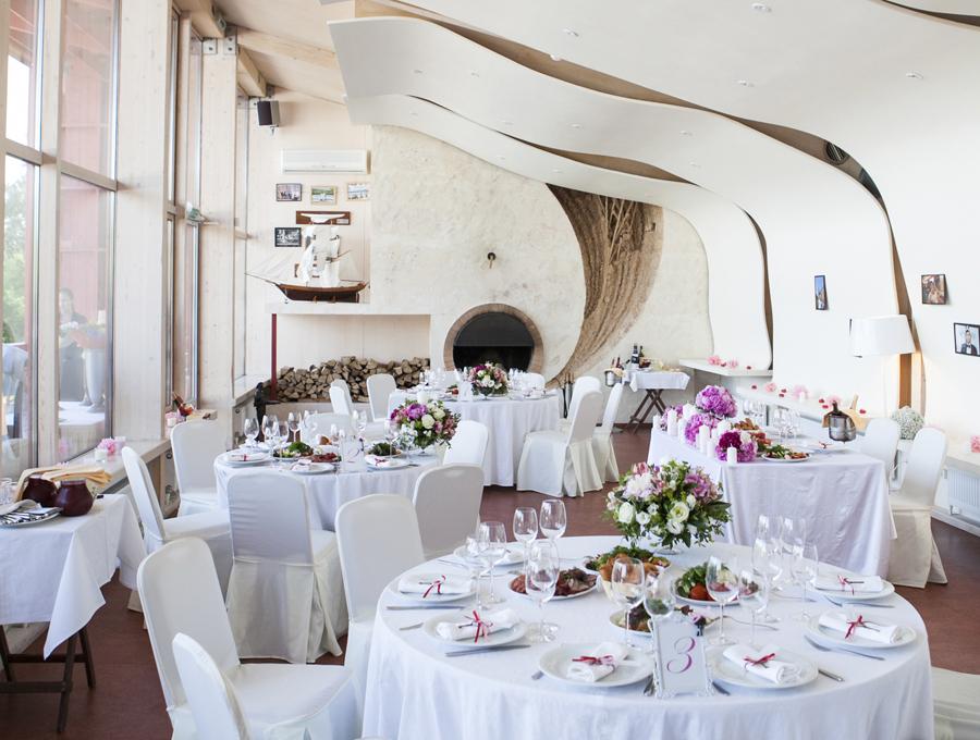 Как выбрать ресторан на свадьбу