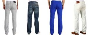 Как выбрать хорошие джинсы