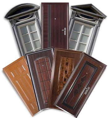 Советы по выбору входной металлической двери