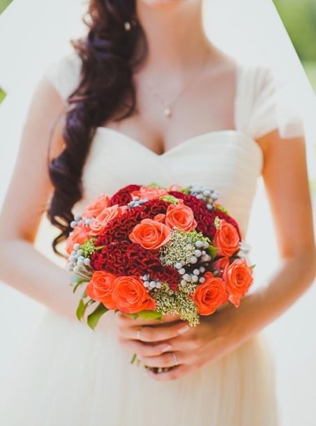Советы по выбору букета для невесты