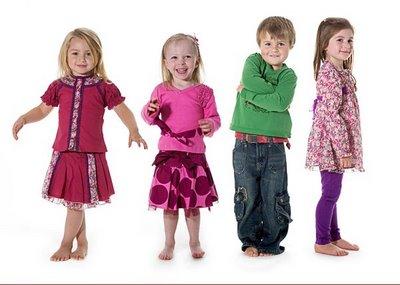 Что нужно знать при выборе детской одежды